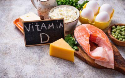 Compensa la falta de sol por la cuarentena con una alimentación rica en vitamina D
